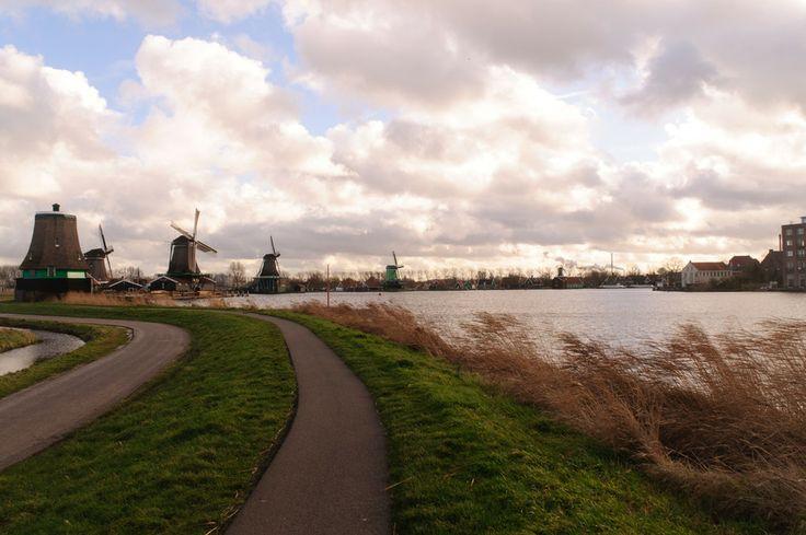 windmills on the zaan  by robert lotman on 500px