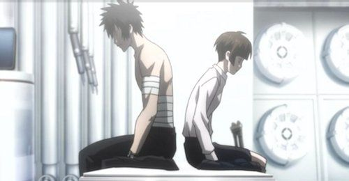 Psycho-Pass Episode #17 Anime Review