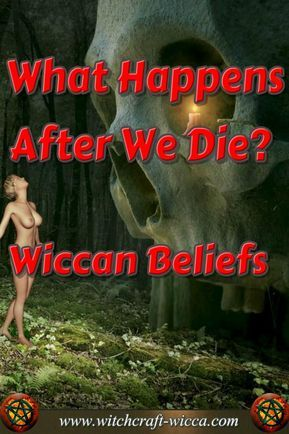 ☽✪☾...What Happens After We Die & Wiccan Beliefs-Wicca faith is mainly focused on how we live our lives. We are curious about what happens after we die while embracing this life via @wicca_witchcraft