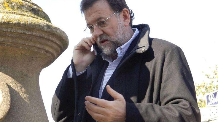 Vino y girasoles...: Rajoy preocupado por la independencia de Cataluña....