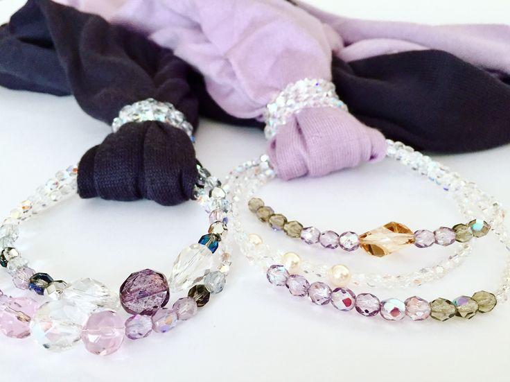 Sciarpa gioiello Sciarpa donna Women shawl Jewelry scarves