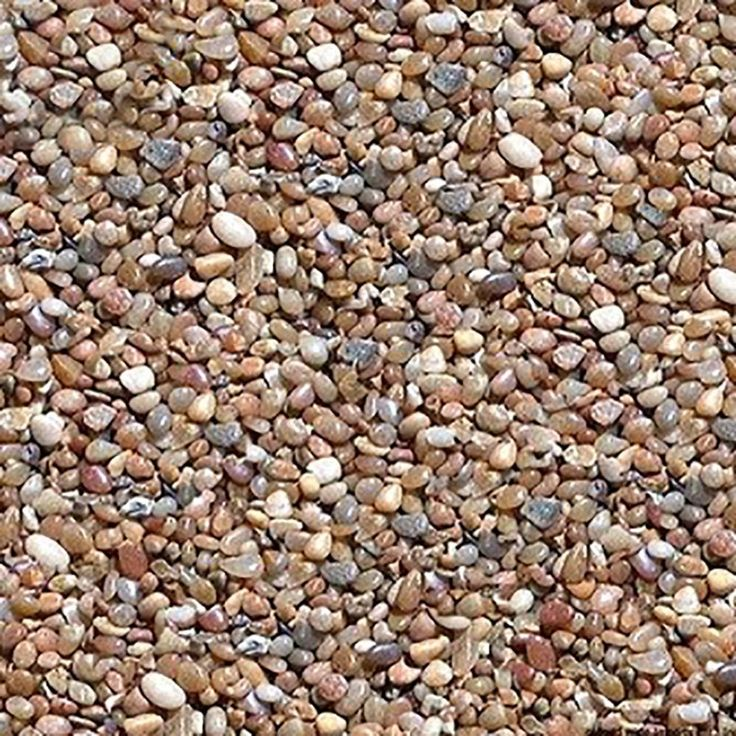 """Amazon.com : Safe & Non-Toxic (Various Size, 0.25"""" to 0.5"""" Inch) 30 Pound Bag of """"Acrylic Coated"""" Gravel, Rocks & Pebbles Decor for Freshwater & Saltwater Aquarium w/ Traditional Mediterranean Style [Light Brown] : Pet Supplies"""