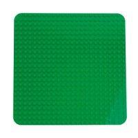 2304 Grande plaque de base verte LEGO Duplo Lego
