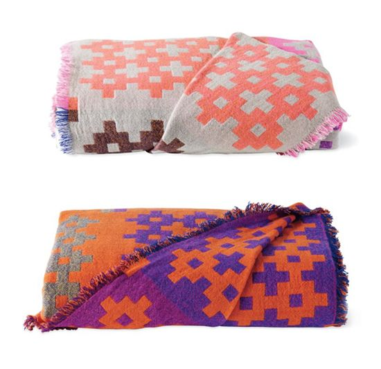 lovely but profoundly expensive blankets from dwr