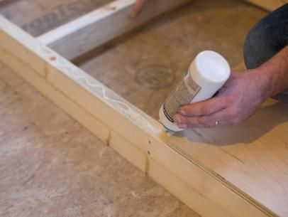 How to Build a Stage for a Kids' Playroom | how-tos | DIY
