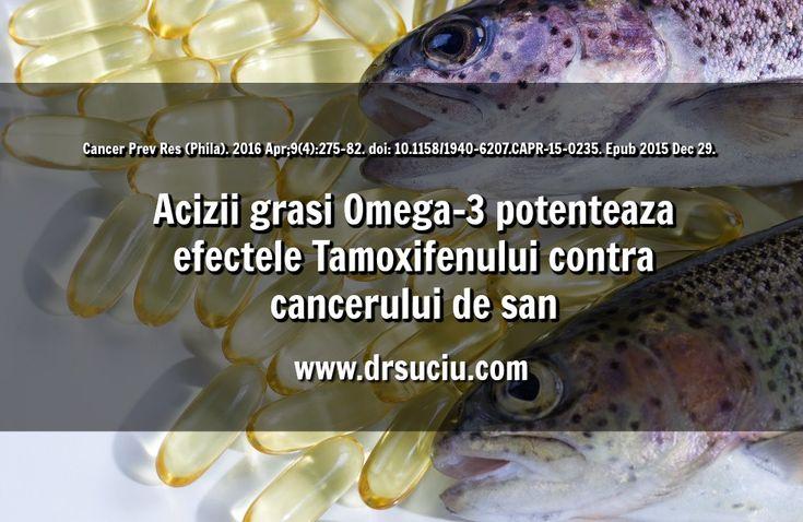 Photo Legatura dintre Omega 3 si tamoxifen in cancerul de san - drsuciu