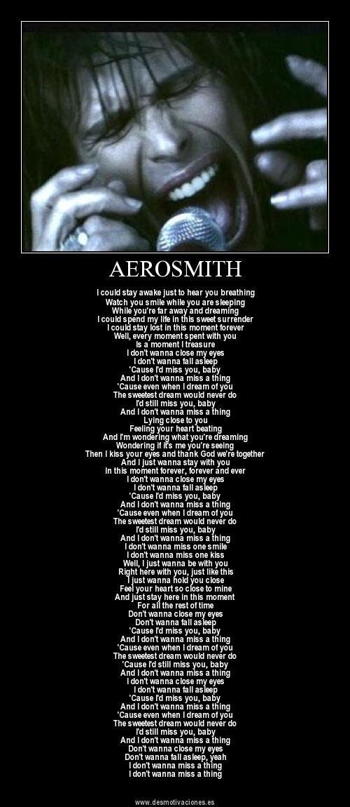 Aerosmith Quotes Quotesgram