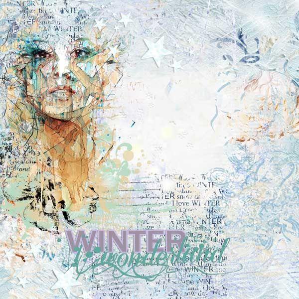 Manage Promotions :: Sekada Designs :: Winter Wonderland Photo Masks
