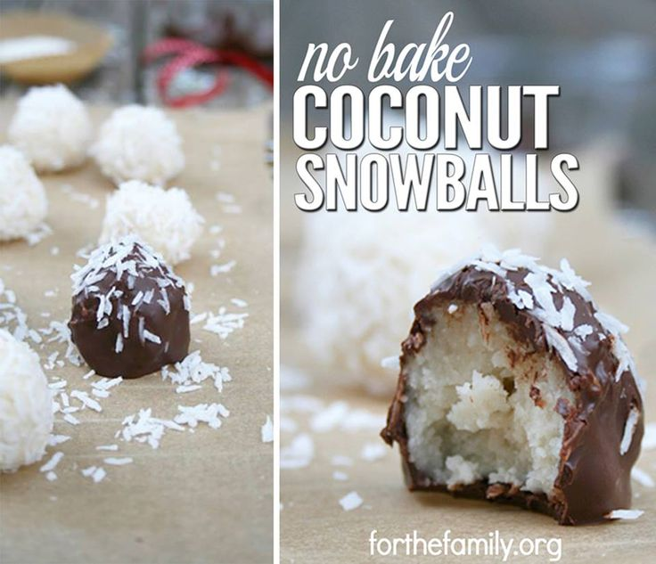 In a large bowl, combine 1-3/4 cups confectioners' sugar, 1-3/4 cups flaked coconut and 1/2 cup sweetened condensed milk. Shape into 1-in. balls. Refrigerate until firm, about 20 minutes. In a microwave, melt 2 cups (12 ounces) semisweet chocolate chips and on high for about 1 minute; stir. Microwave at additional 10- to 20-second intervals, stirring until smooth. Dip balls in chocolate; allow excess to drip off. Place on waxed paper; let stand until set. Store in an airtight container…