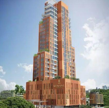 Ada Rancangan Apartemen Baru Yang Mewah Dengan Arsitek Dari Barcelona. #kemangpenthouse