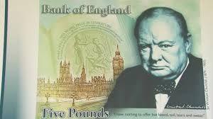 winston churchill banknote - Google Search