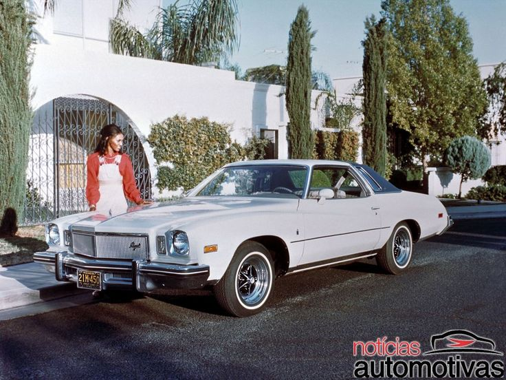 1975 Buick Regal Landau