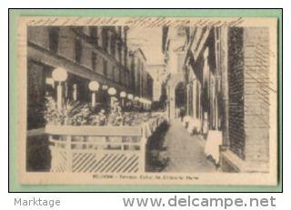 Bologna 1947-Terrazza Estiva del Ristorante Diana- - Delcampe.it