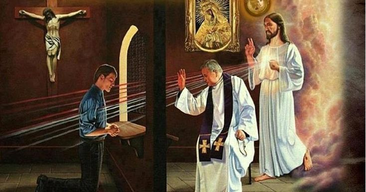CONOCE NUESTRA FE CATOLICA: La confesión: un servicio eclesial específico