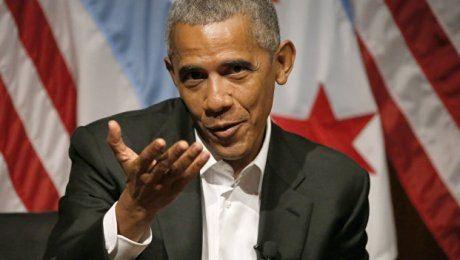 Барак Обама поддержал кандидата в президенты Франции Макрона