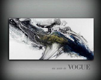 Kunst Malerei ORIGINAL Gemälde Acrylmalerei abstrakte