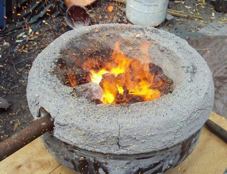 how to build a homemade smelter