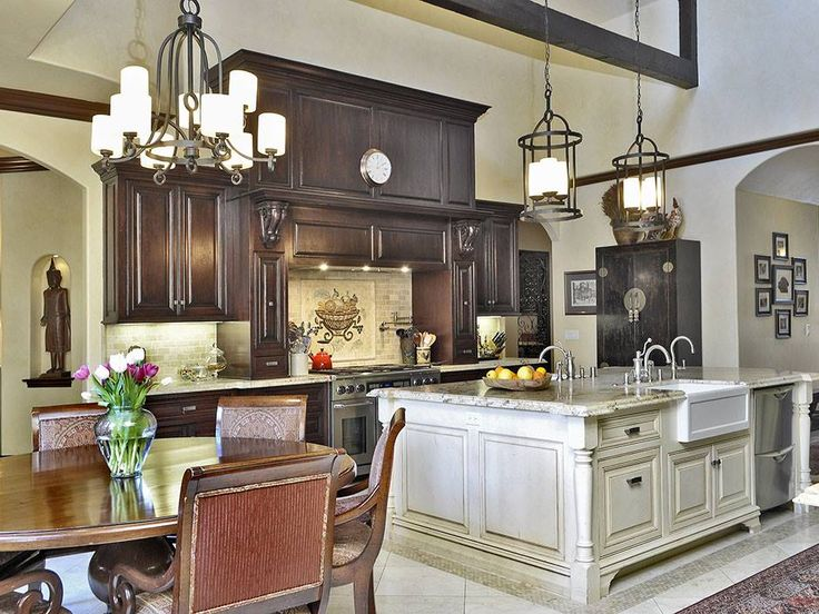 Tuscan House In California Find This Pin And More On Beautiful Homes Interior Design