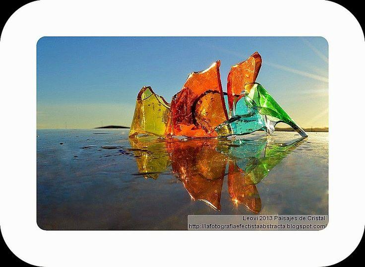 La Fotografía Efectista Abstracta. Fotos Abstractas. Abstract  Photos.: Abstract Photo 3026 Crystal Landscape 142  Your se...
