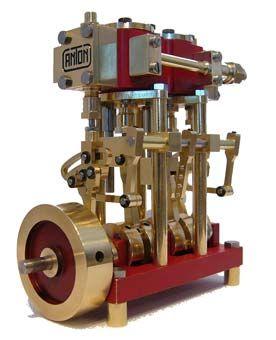 75 best Model Engines images on Pinterest | Steam engine, Motors and ...