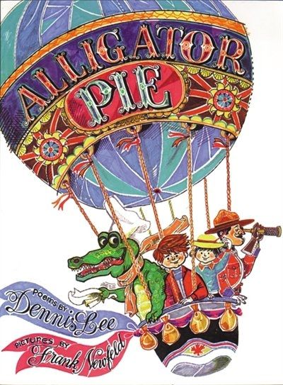 """""""You can almost hear the skipping rope slapping the sidewalk,"""" wrote Margaret Laurence of Dennis Lee's timeless poetry collection Alligator Pie . One of the first illustrated books published about Canadian children and featuring Canadian place names, Alligator Pie established Dennis Lee's reputation as """"Canada's Father Goose"""" and has sold more than half a million copies since its publication in 1974. This classic edition, featur..."""