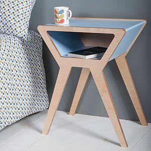 Lunar Bedside Table - furniture