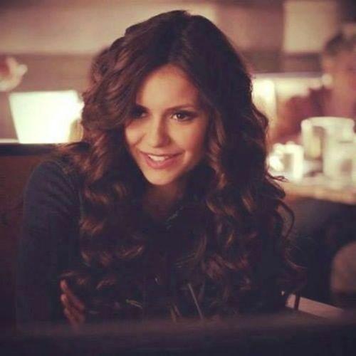 Katherine Pierce curls. Hair envy.