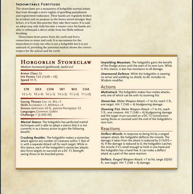 Every DnD homebrew monster I could find in 2019 | monsters
