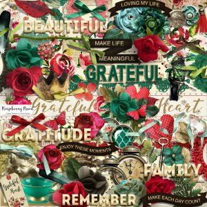 Благодарное Сердце Элементы