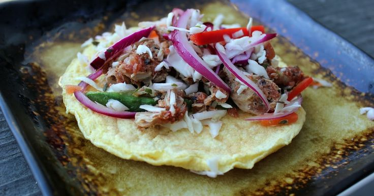 Have you ever heard of pupusas? No? Well, that's why I called them Salvadoran-style tacos. Because everyone likes tacos! But I'll expla...