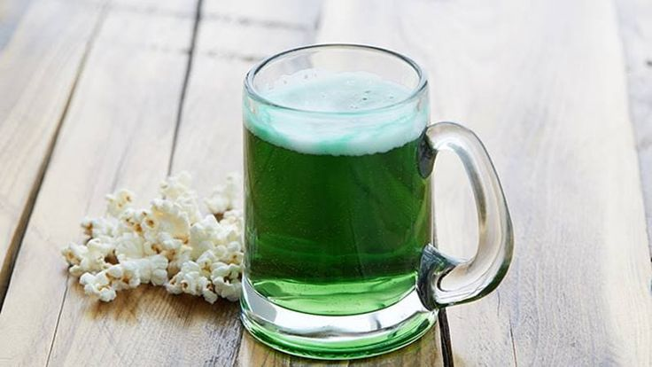 Here's everything you need to know to make a perfect pint of green beer. Cheers!