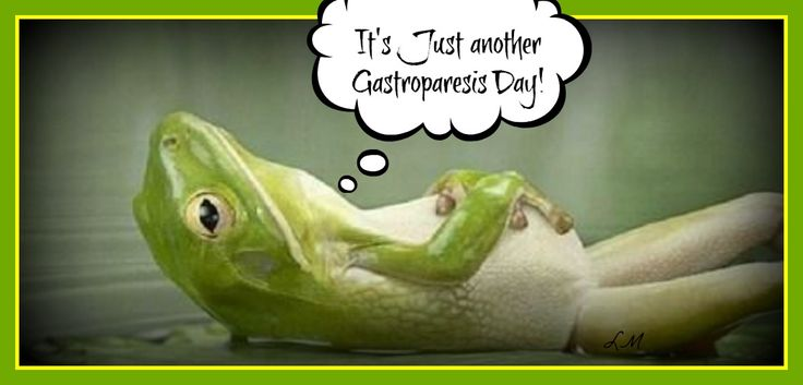Do you suffer from feeling full quickly, Nausea, Extreme weight loss, Vomiting, Pain, Extreme bloating after a meal?  Well have you heard of Gastroparesis?