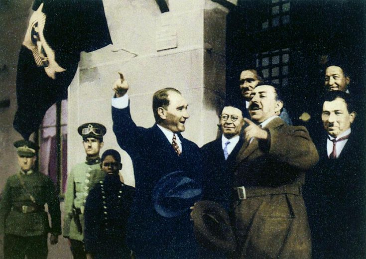 Mustafa Kemal ATATURK at TBMM