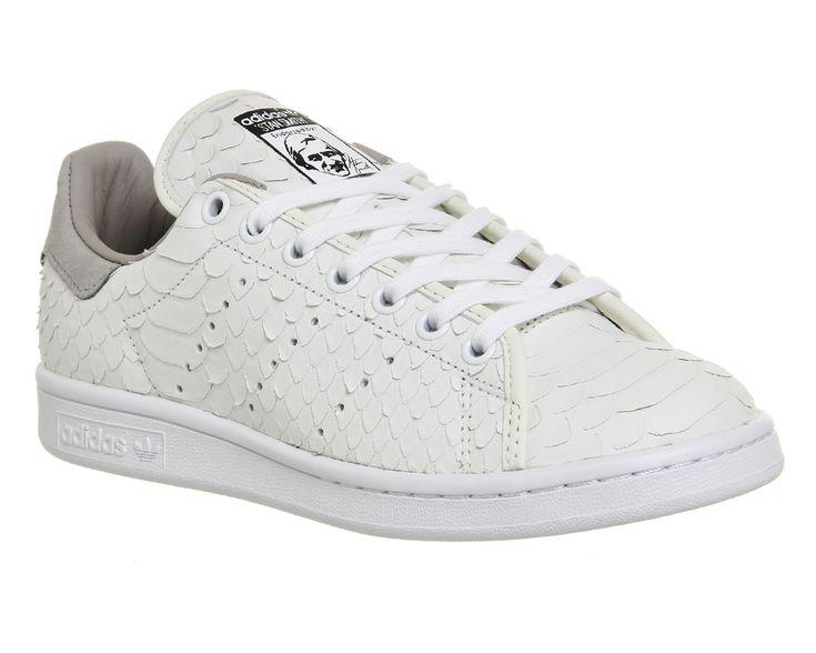 Stan Smith � Adidas Stan Smith WhiteWhite ShoesStan ...