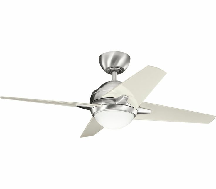 251 best fans images on pinterest kichler rivetta ii ceiling fan in brushed stainless steel guaranteed lowest price aloadofball Images