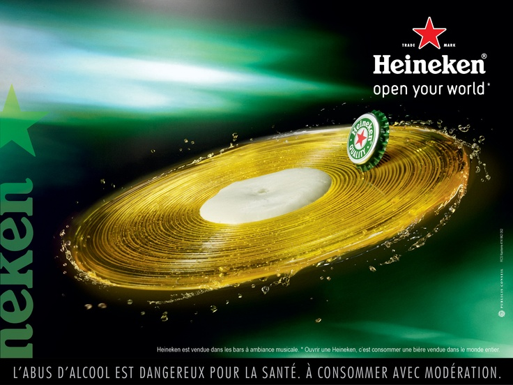 Heineken - Open your world #Advert
