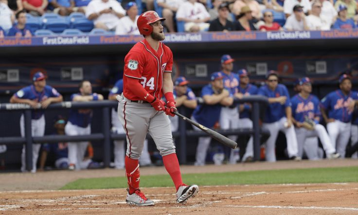 Inside Baseball with Jon Heyman: Predicting Harper's market early = WEST PALM BEACH, Fla. – Whether he hits the magical $400 million or $500 million mark, Bryce Harper appears on track to set a contract record when he signs his next deal. While folks have almost written off the Nationals in…..