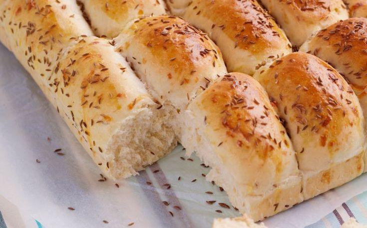 Frokostbrød med ost og karve