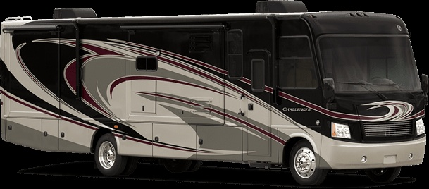 2013 Challenger Class A Motorhomes by Thor Motor Coach
