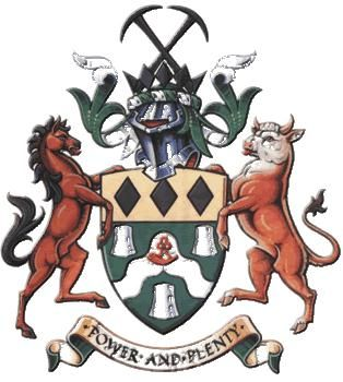 Musswellbrook coat of arms.