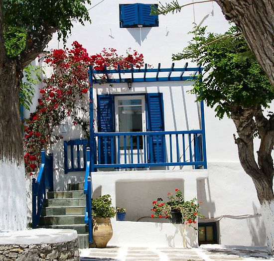 25 Best Ideas About Small Mediterranean Homes On: 25+ Best Ideas About Greek House On Pinterest