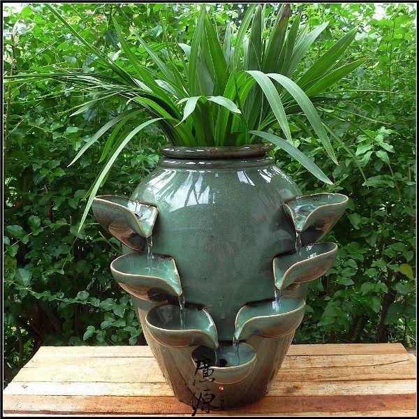 Ceramic Pot Fountains: Pottery - Inspiration