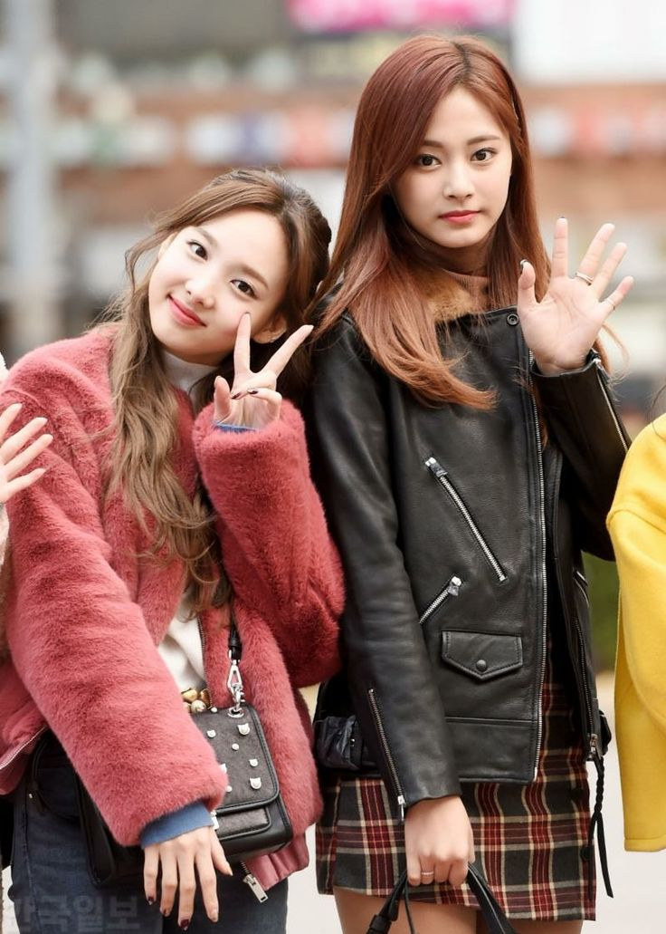 Nayeon and Tzuyu