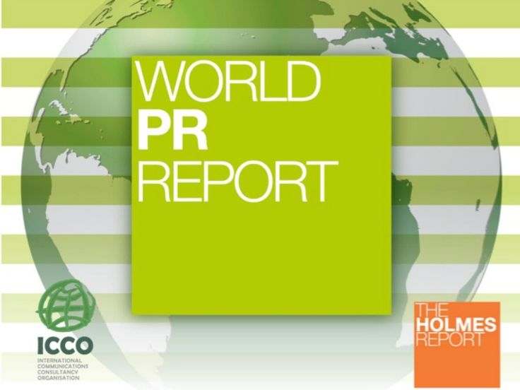 Top Global PR Trends in 2015 According to the Holmes Global Report