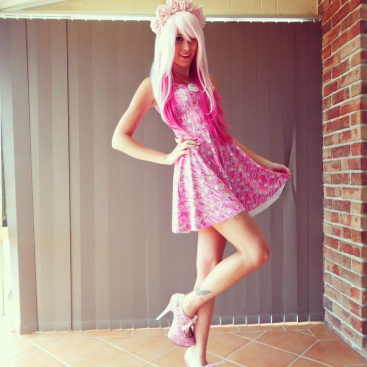 BlackMilk Clothing, Princess Bubblegum, Adventure Time