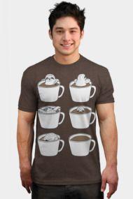 More Coffee Mens T Shirts