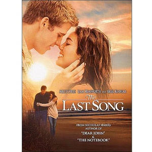 Movies: Miley Cyrus, Film, Books, Nicholas Sparks, Thelastsong, The Last Song, Favorite Movies, Songs