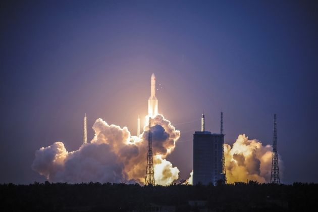 Build on the outer space treaty  Fifty years on, the agreement is being pushed to its limits by changing geopolitics, technology and commercial interests