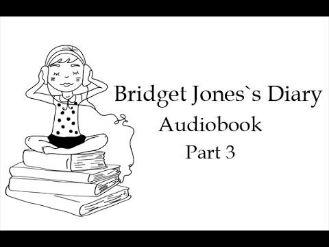 Bridget Jones's Diary. Part 3. Audiobook in English with subtitles (abridged). Listening skills training. #tefl