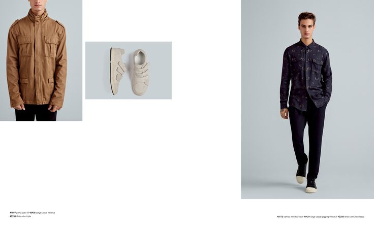 Osklen Lookbook Men f|w 2016